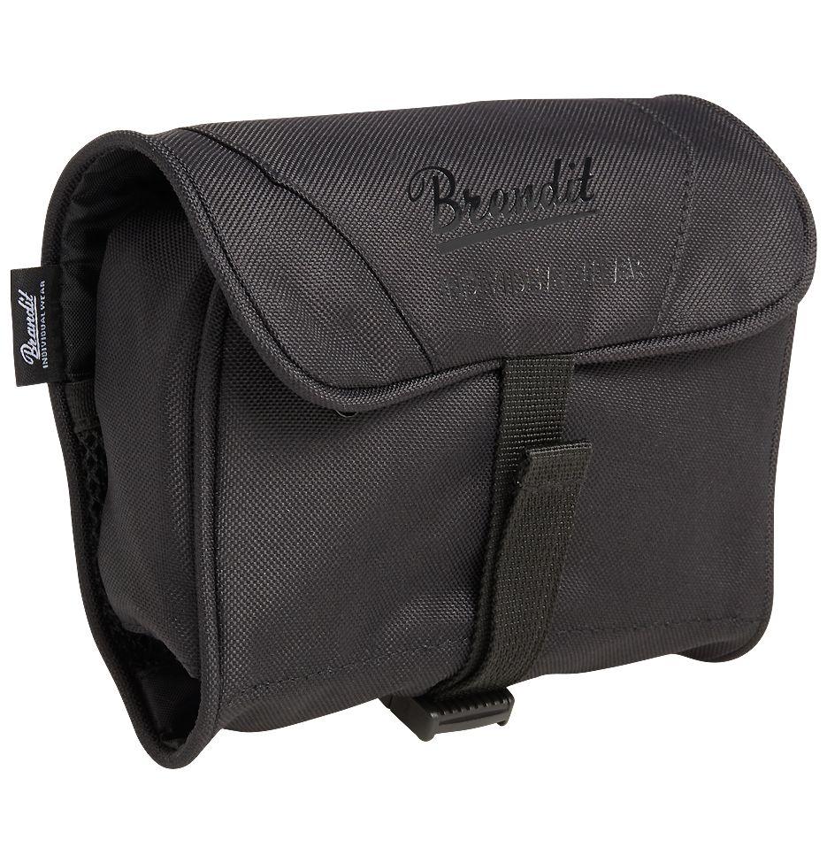 Toaletní taška Brandit Toiletry M - černá