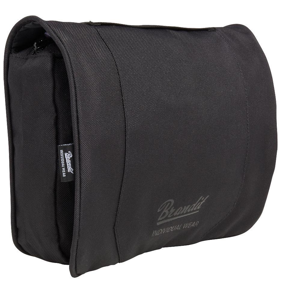 Toaletní taška Brandit Toiletry L - černá
