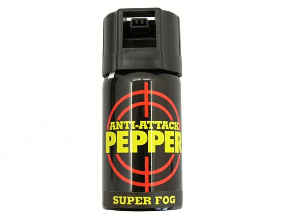 Obranný sprej pepřový Anti-Attack OC FOG 40 ml (18+)