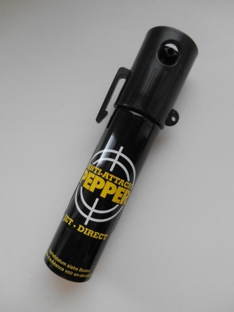 Obranný sprej pepřový Anti-Attack OC JET 20 ml (18+)