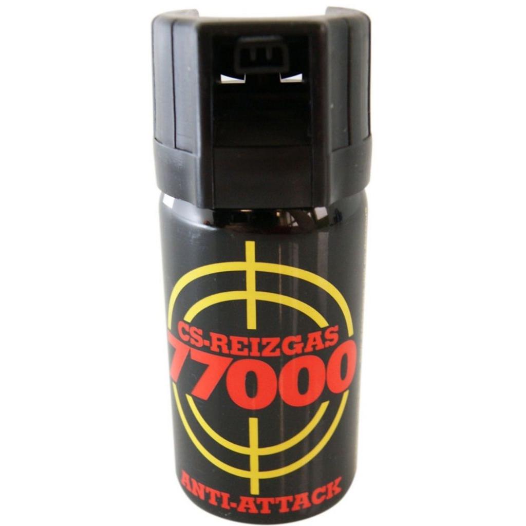 Obranný sprej slzný Anti-Attack 77000 CS FOG 40 ml (18+)
