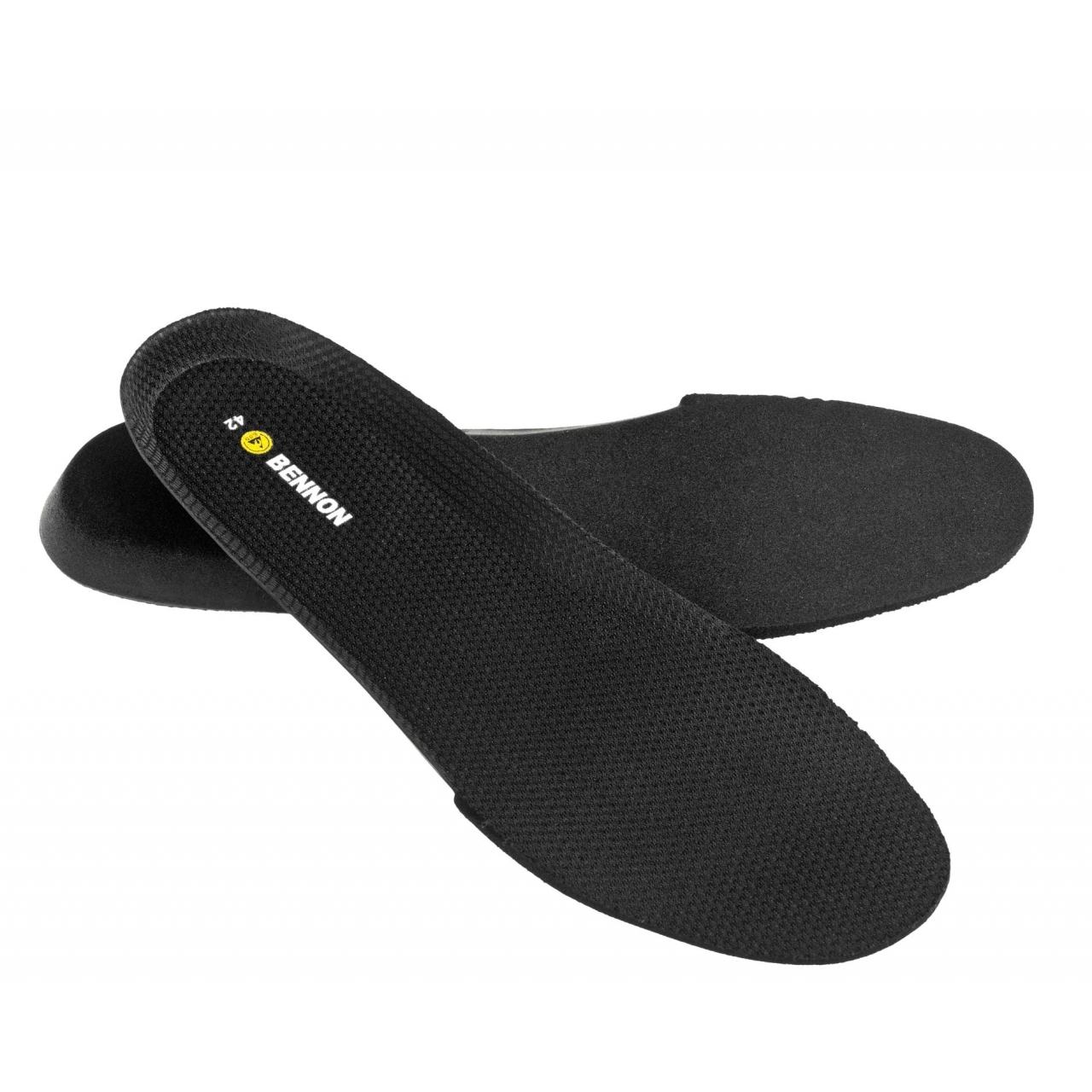 Stélky/vložky do bot Bennon Carbona ESD - černé