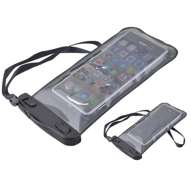 Voděodolné pouzdro na telefon ISO - černé