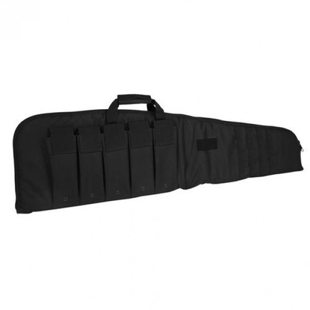 Pouzdro na pušku Modular bez popruhu 120 cm - černé