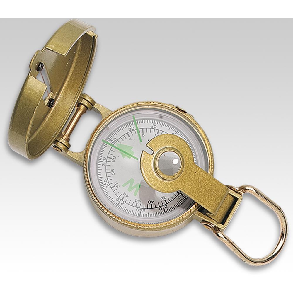 Kompas Linder Engineer Metal - zlatý