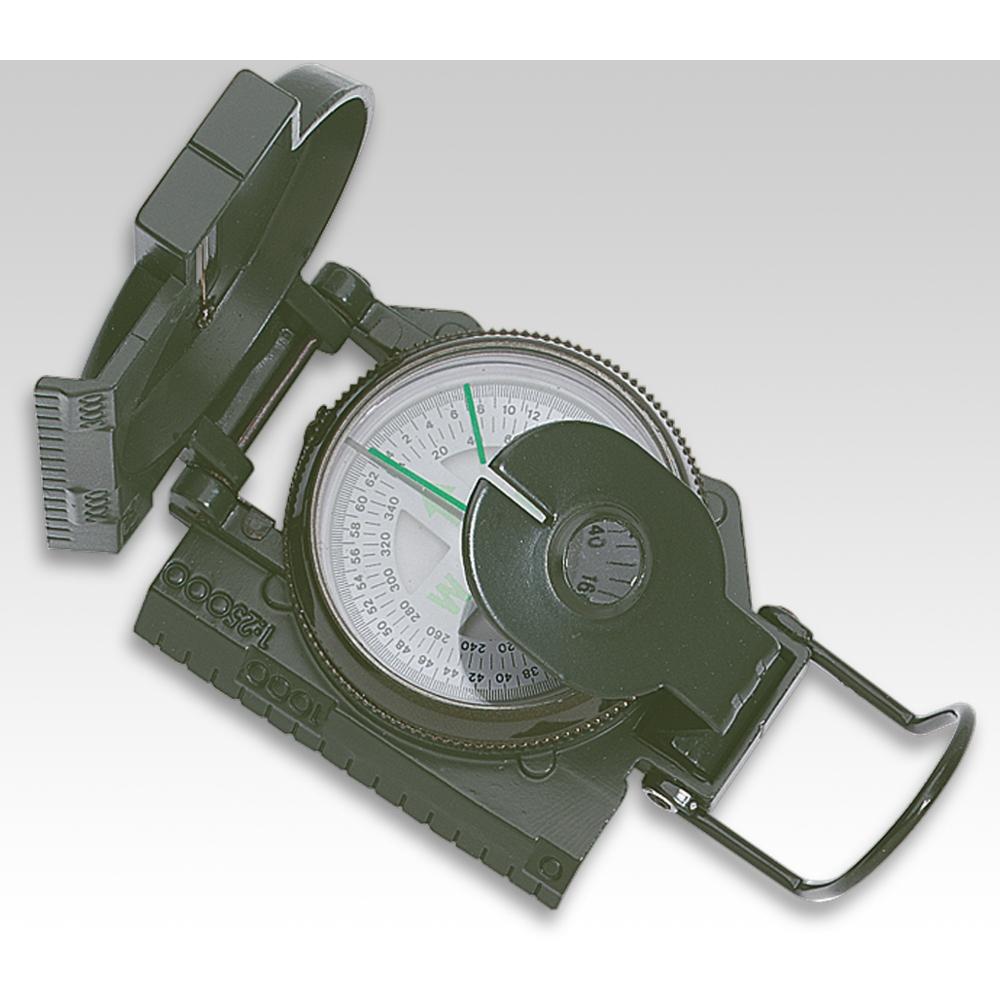 Kompas Linder Engineer Marsh - olivový