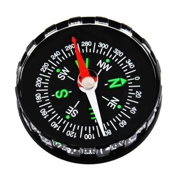 Mini kompas ISO 4 cm