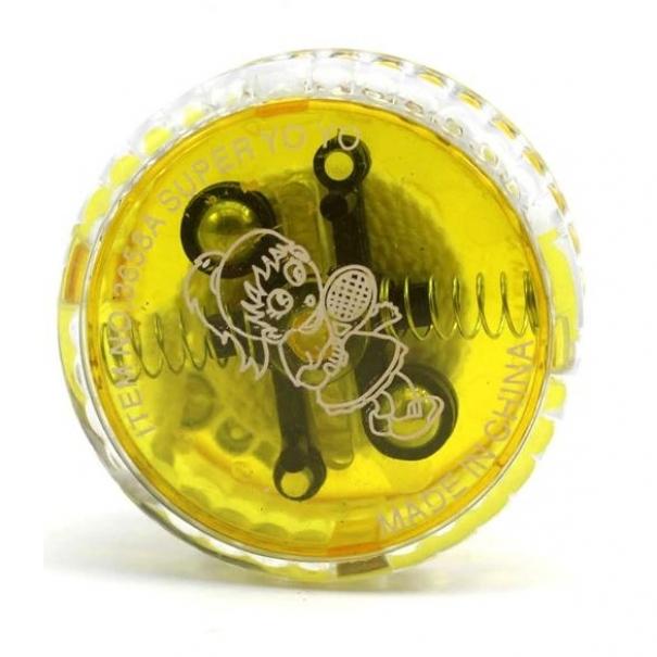 LED svítící JoJo - žluté
