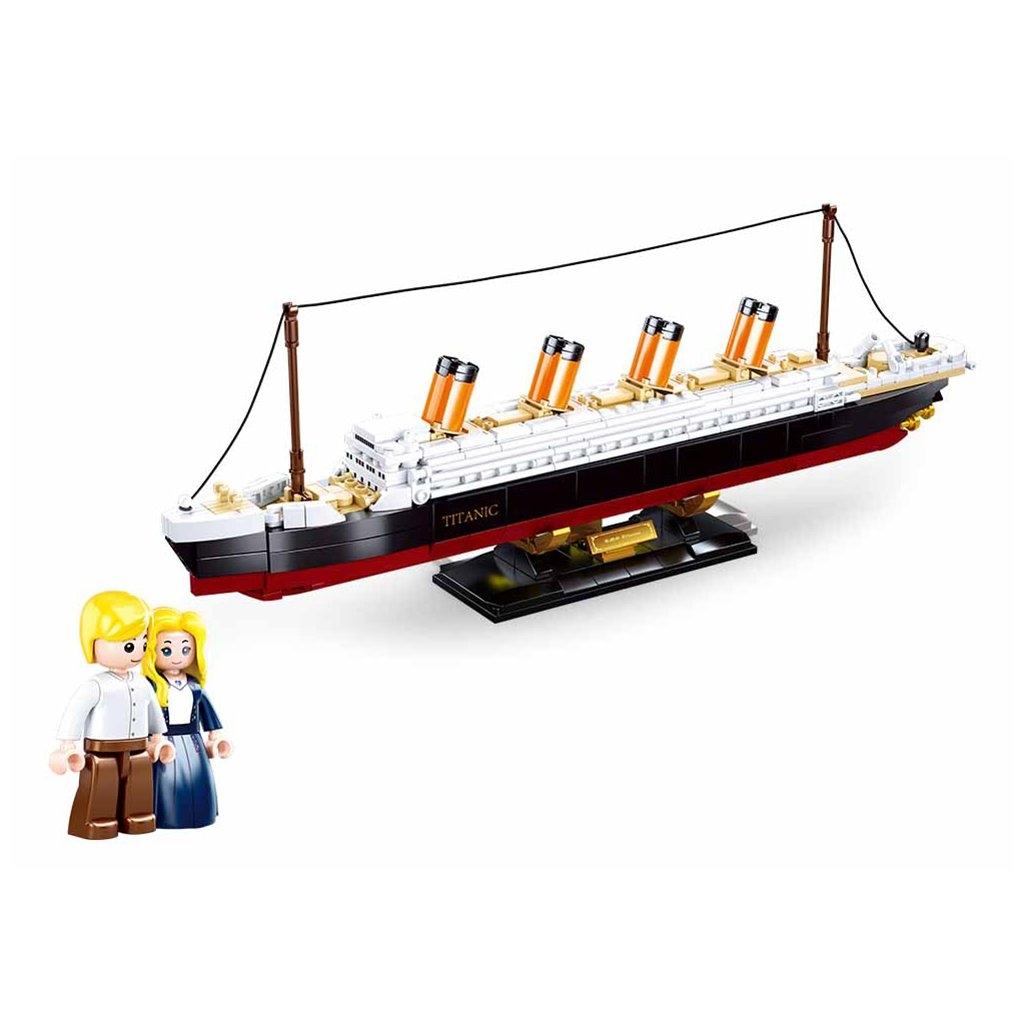 Stavebnice Sluban Titanic střední M38-B0835