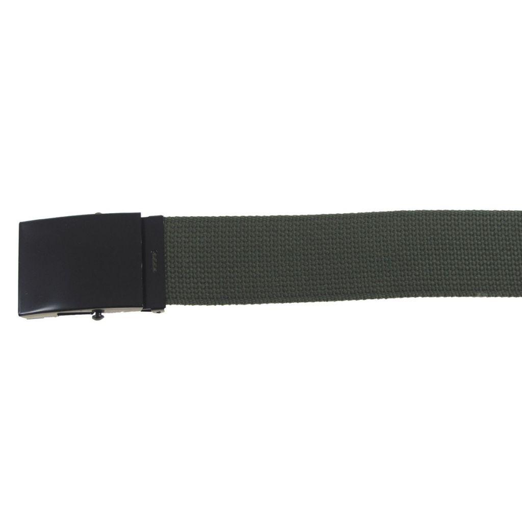Opasek MFH šířka 4,5 cm - olivový