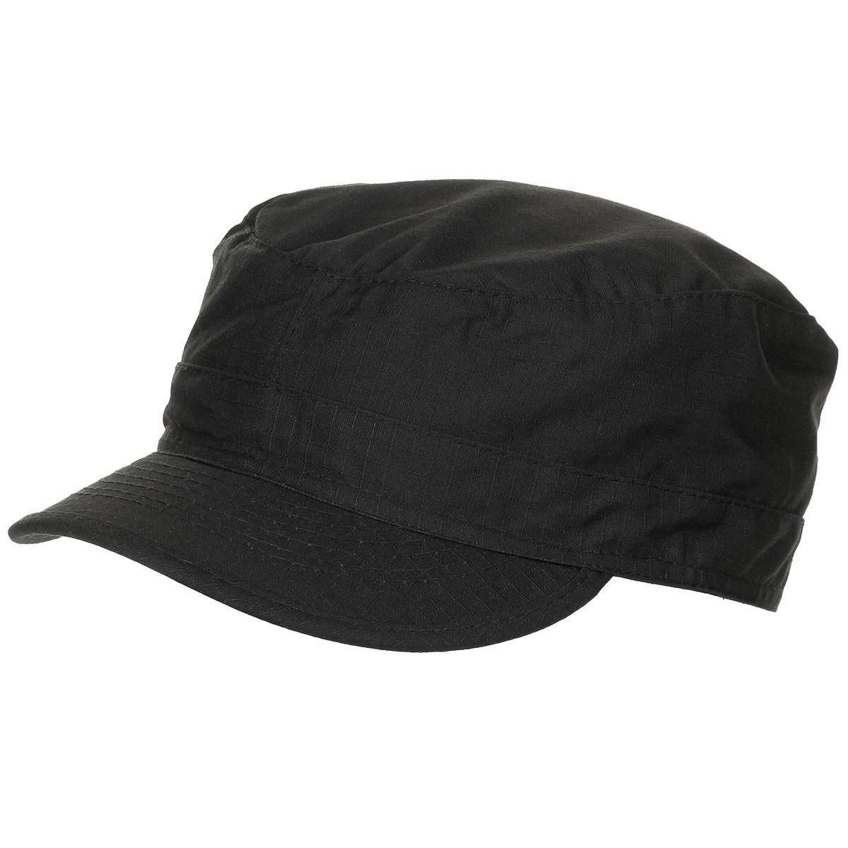 US BDU polní čepice - černá