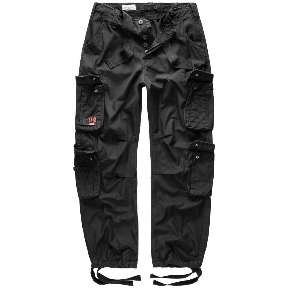 Kalhoty Airborne Vintage - černé