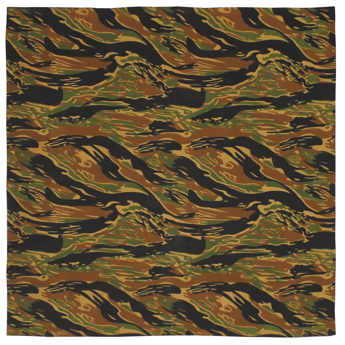 MFH Bandana šátek - tiger-stripe