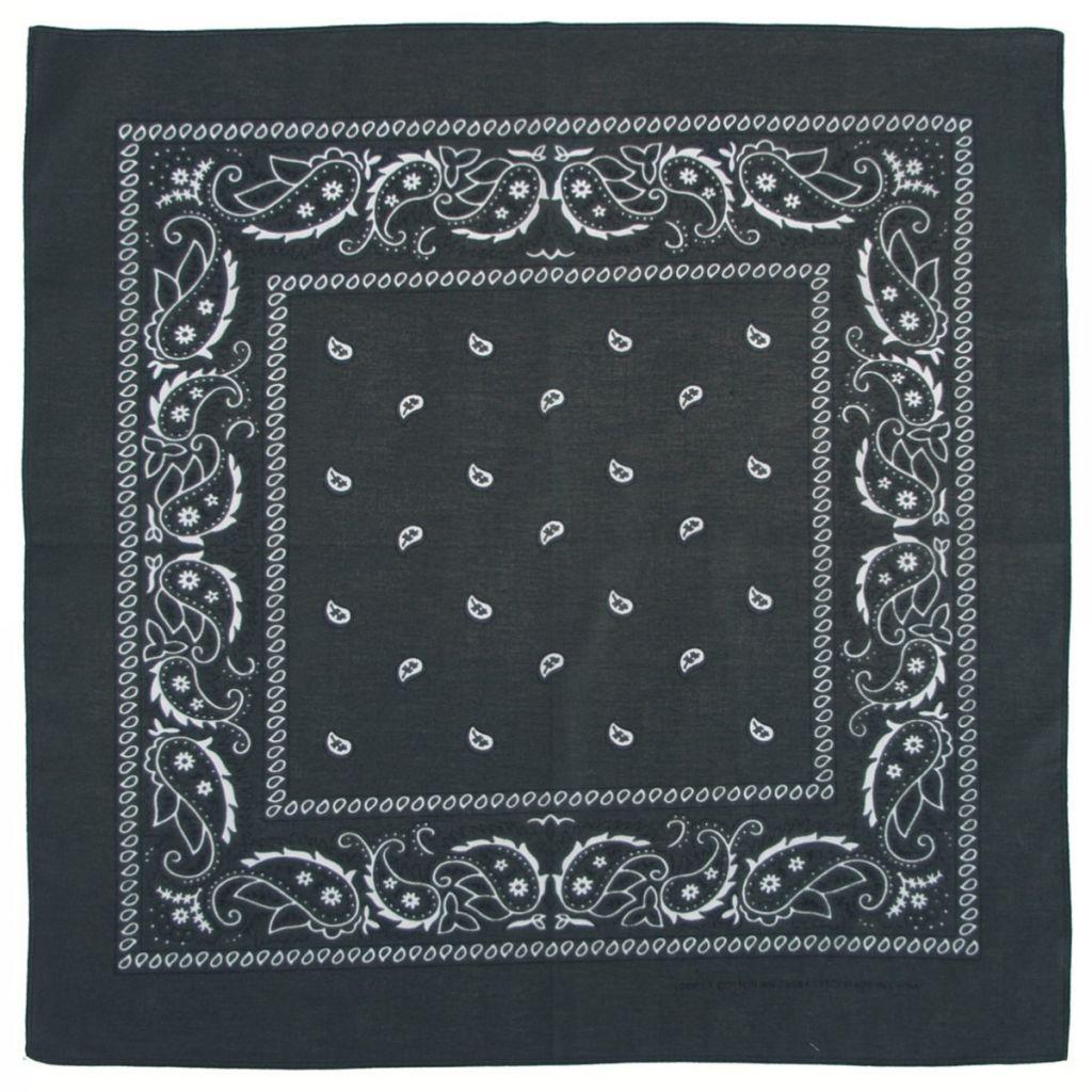 Bandana šátek - zelený