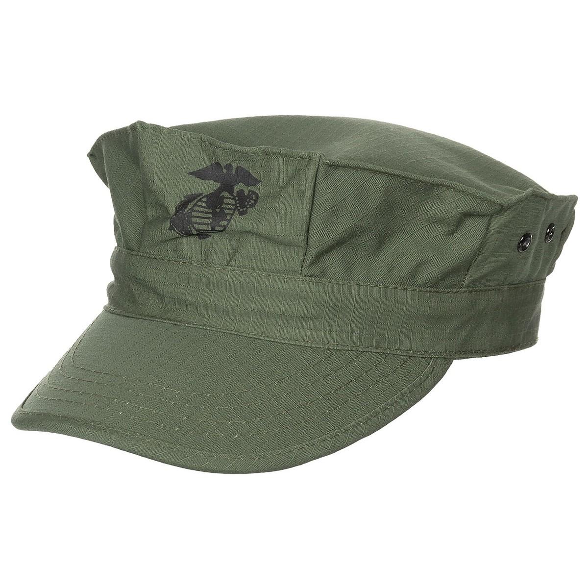 US Marine Corps čepice - olivová