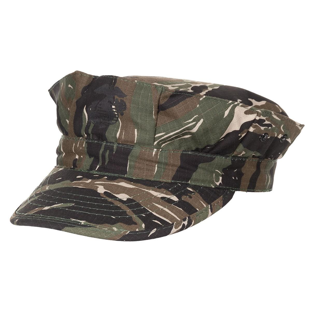 US Marine Corps čepice - tiger-stripe