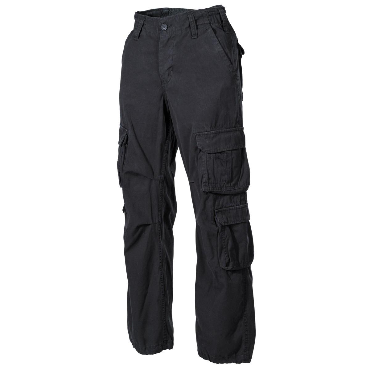 Kalhoty Cargo Defense - černé