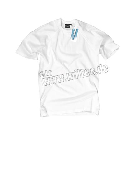 Funkční triko Coolmax - bílé