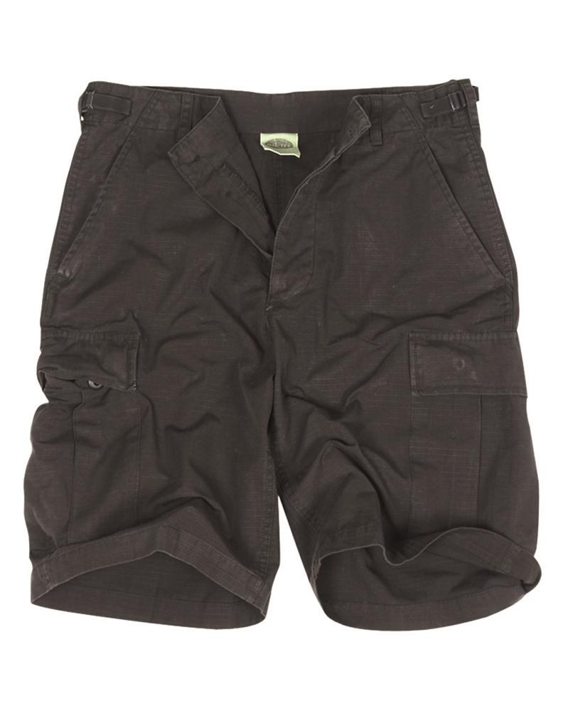 Krátké kalhoty US RS - černé