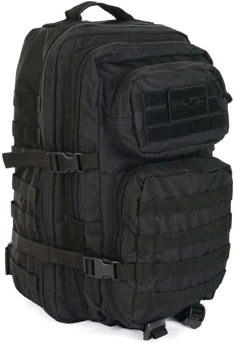 Batoh Mil-Tec US Assault L - černý