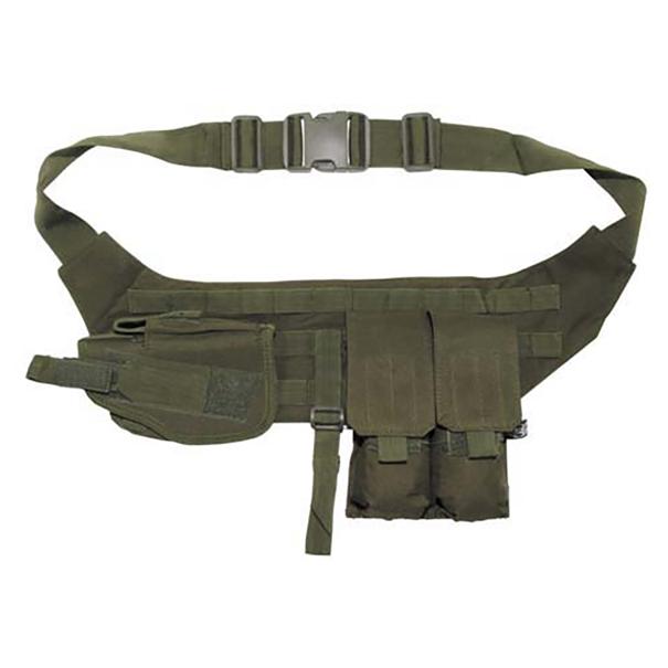 Hrudní nosič na pistoli - olivový 7328756804