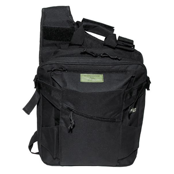 Taška/batoh 2v1 - černá