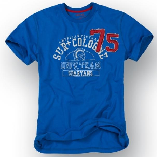 Tričko Surplus Spartans - modré