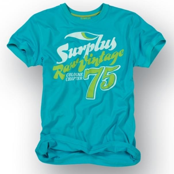 Tričko Surplus Chill-Out - modré