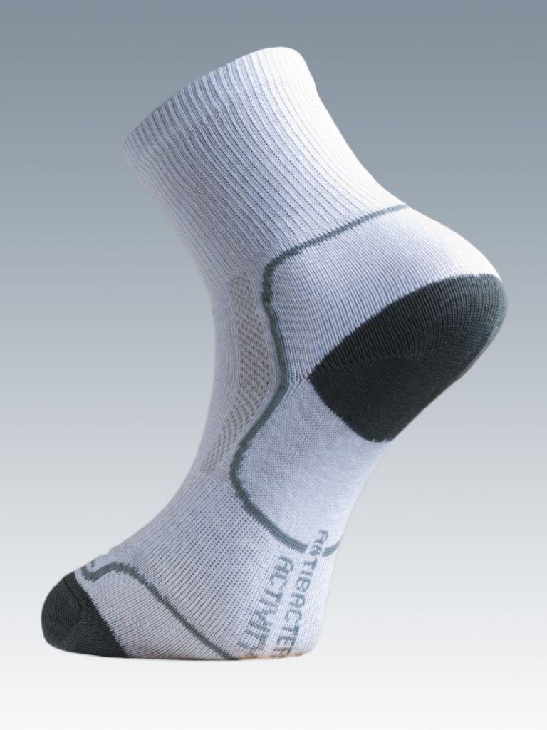 218c2c384df Ponožky se stříbrem Batac Classic - bílé - Army shop a outdoor vybavení