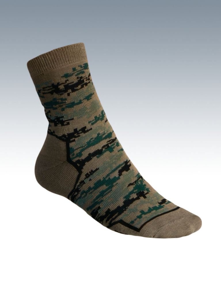 7c611a6faa6 Ponožky se stříbrem Batac Classic - digital woodland - Army shop a ...