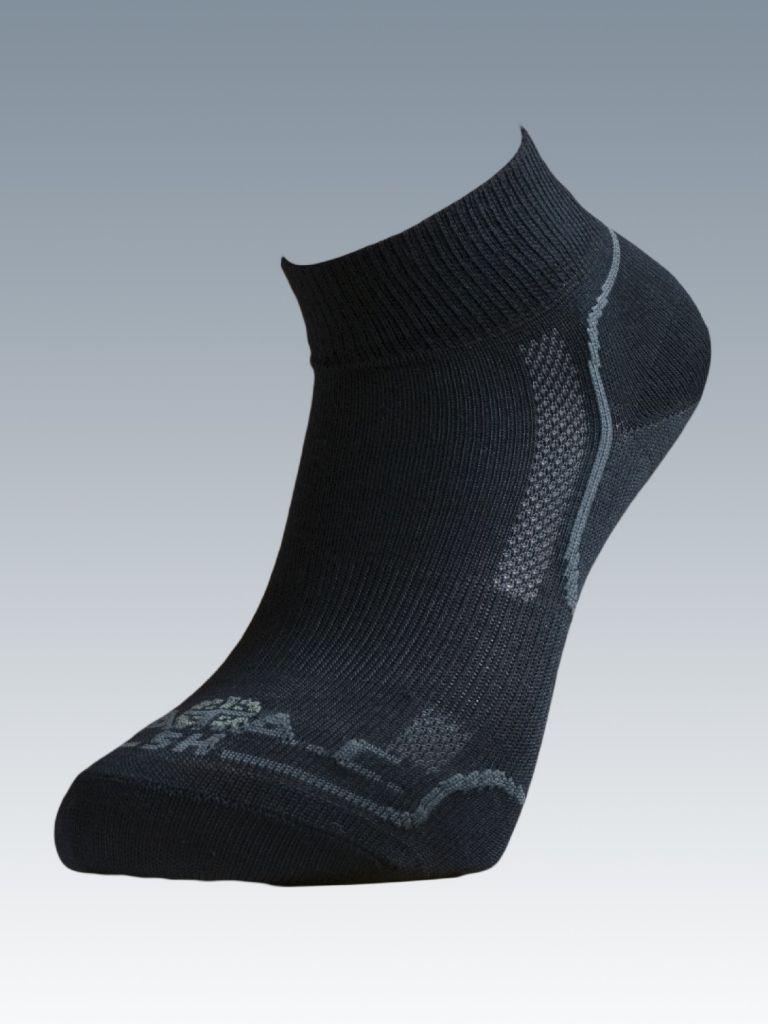 397948e270d Ponožky se stříbrem Batac Classic Short - černé - Army shop a ...