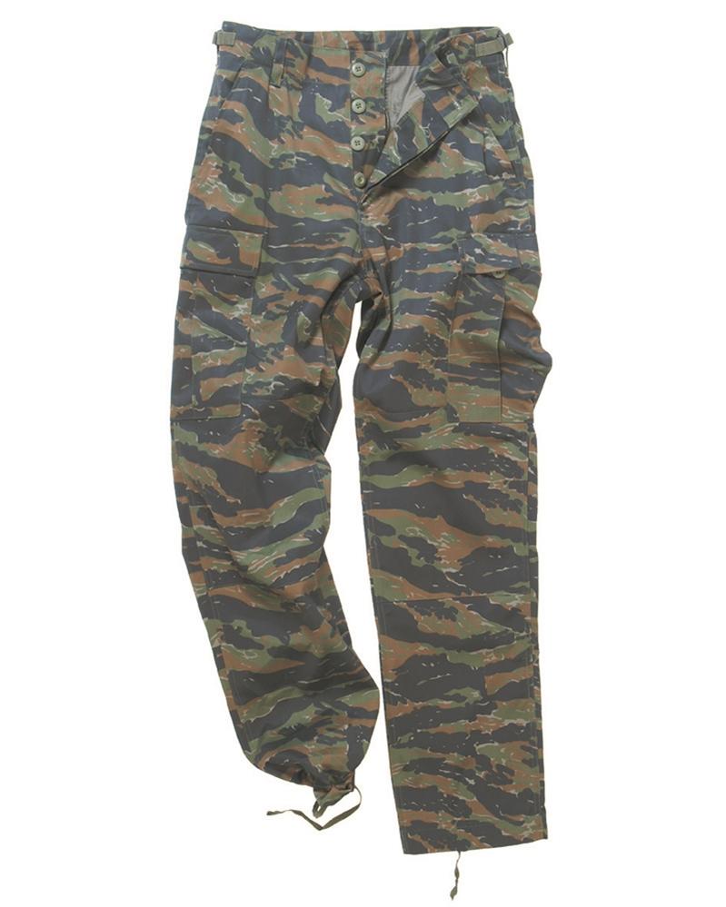 US kalhoty BDU - tiger-stripe