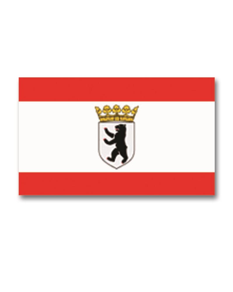 Vlajka Berlín
