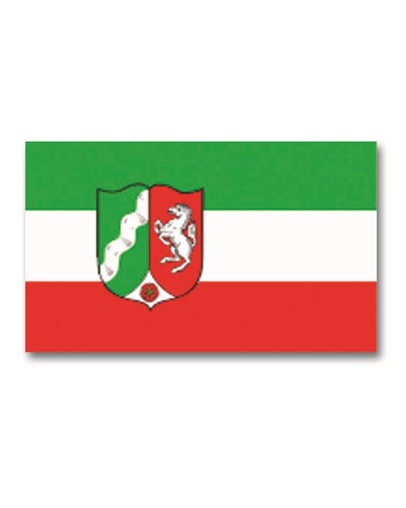 Vlajka Severní Porýní-Vestfálsko
