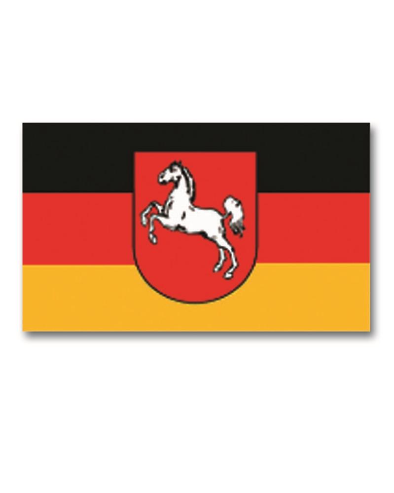 Vlajka Dolní Sasko