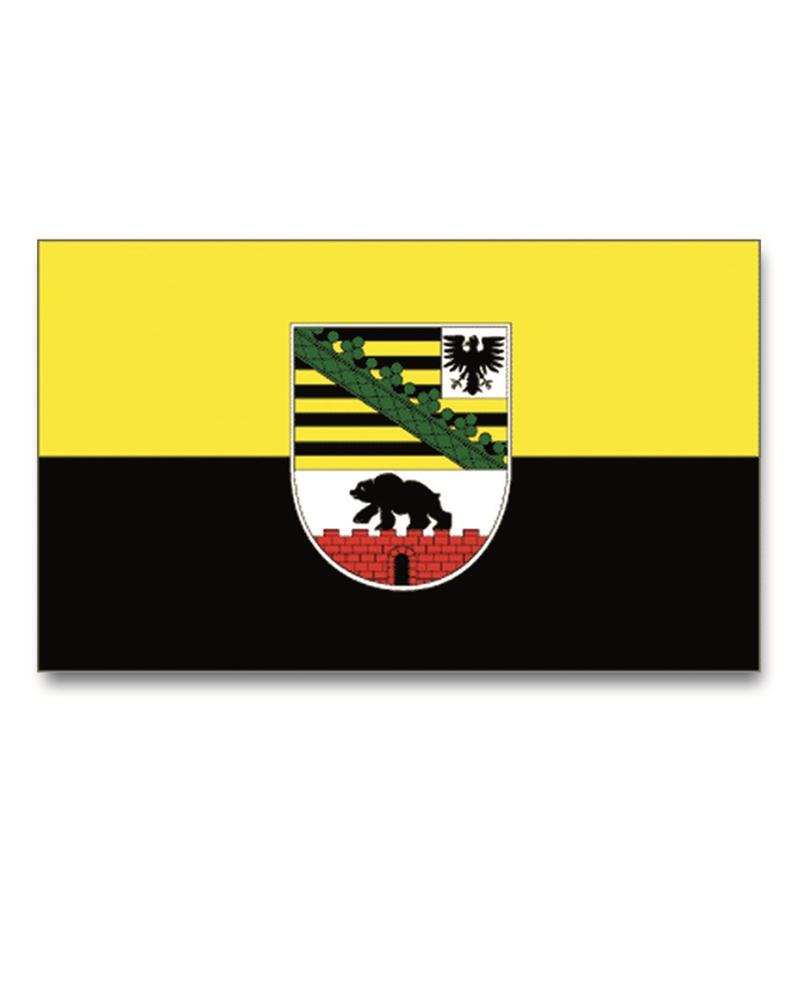 Vlajka Sasko-Anhaltsko