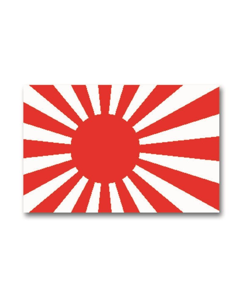 Japonská válečná vlajka