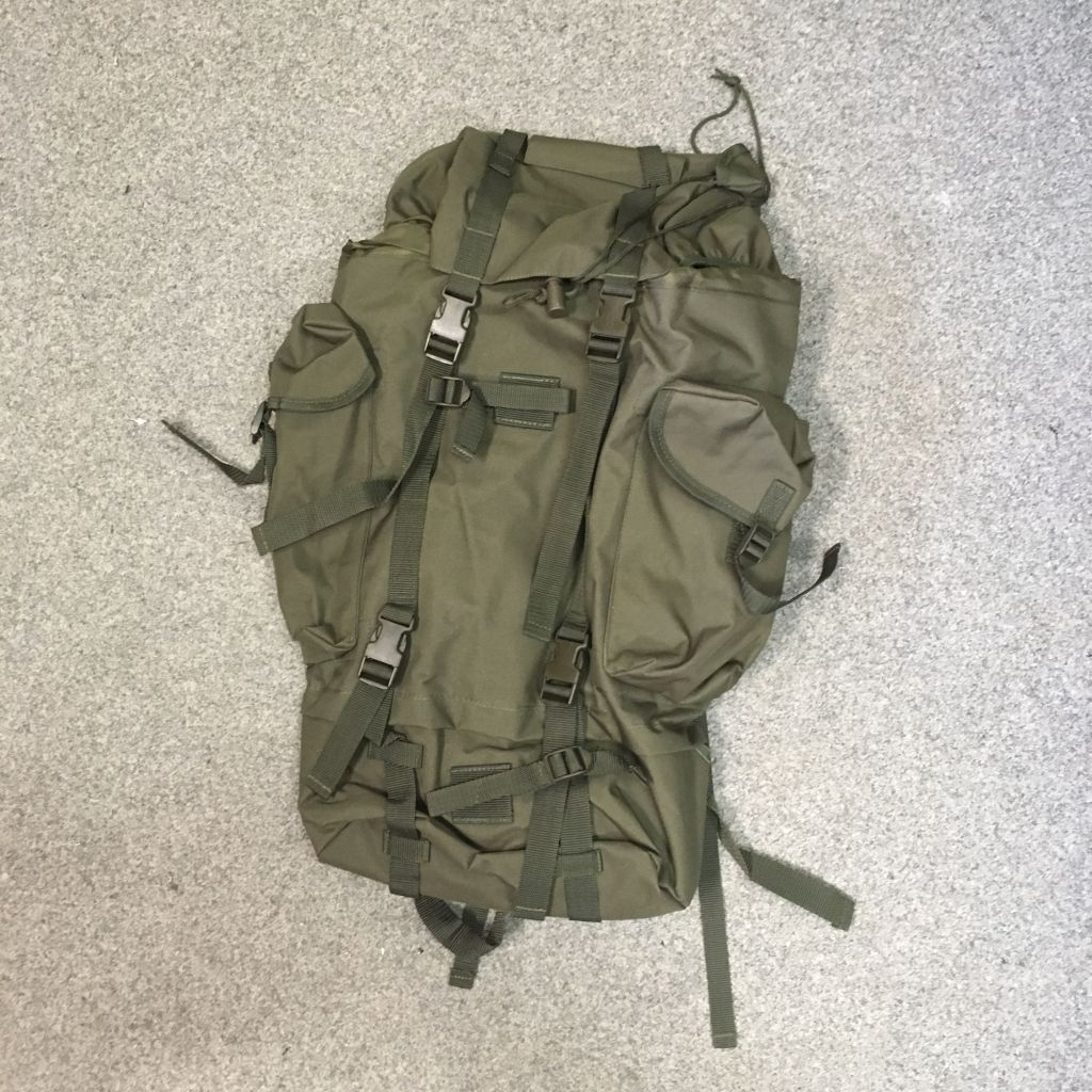 88c4c74d875 Batoh Mil-Tec BW 65 L - olivový - Army shop a outdoor vybavení