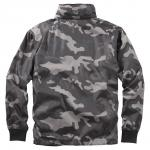 Bunda Windbreaker Basic - blackcamo