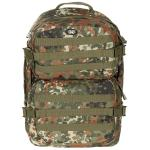 Batoh MFH US Assault L - flecktarn