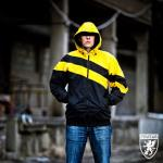 Bunda PGwear Premium Yellow&Black
