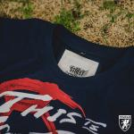 Triko PGwear This is Football - modré