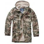 Bunda Brandit BW Parka - light woodland