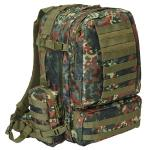 Batoh Brandit 3-Day-Backpack - flecktarn