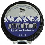 Impregnace vosk Siga Active Outdoor Leather balsam 75ml