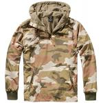 Bunda Brandit Luke Windbreaker - light woodland