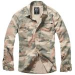 Košile Brandit Josh Shirt - light woodland