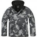 Bunda Brandit Windbreaker - nightcamo digital