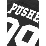 Tričko Pusher Athletics Authentic Football Jersey - čierne