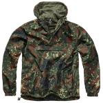 Bunda Brandit Windbreaker Summer - flecktarn
